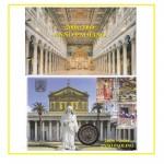 Vaticano 2008 Cartera Oficial filatélico-numismática Año Apóstol San Pablo
