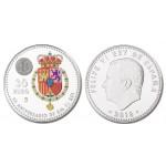 España Spain Euros conmemorativo S. M. el Rey Felipe VI 30 euros 2018