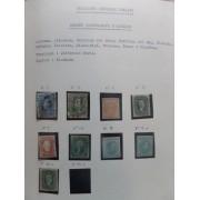 Colección Collection Estados Unidos United States 1851 - 1987 27586€