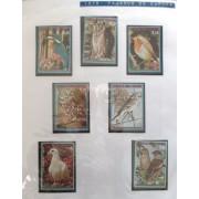 Colección Collection Guinea Ecuatorial 1969 - 1984 MNH