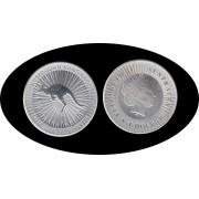 Australia 1 onza 2018 1$ Canguro Kangaroo Plata Silver Ag
