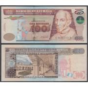 Guatemala 100 Quetzales 2008 Billete Banknote Sin Circular
