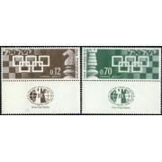 AJZ2 Israel  Nº 263/4 312/3 269/70 263/4  1984  MNH
