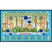 AJZ1 Rumania  HB 264  2002  MNH