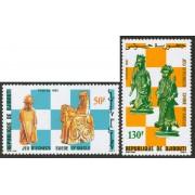 AJZ2  Djibouti  Nº 541/2 314/5 535/6  1981  MNH