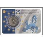 Bélgica 2019 Cartera Oficial Coin Card Moneda 2 € conm Instituto Monetario