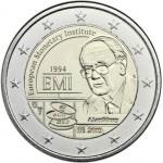 Bélgica 2019 2 € euros conmemorativos Instituto Monetario
