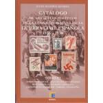 Catálogo Edifil Esp Sellos Políticos  Republicanos Guerra Civil 1936 -1939 T III
