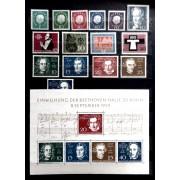 Colección Collection Alemania Federal RFA 1949 - 1999