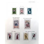 Colección Collection Andorra Francesa 1972 - 1995 MNH