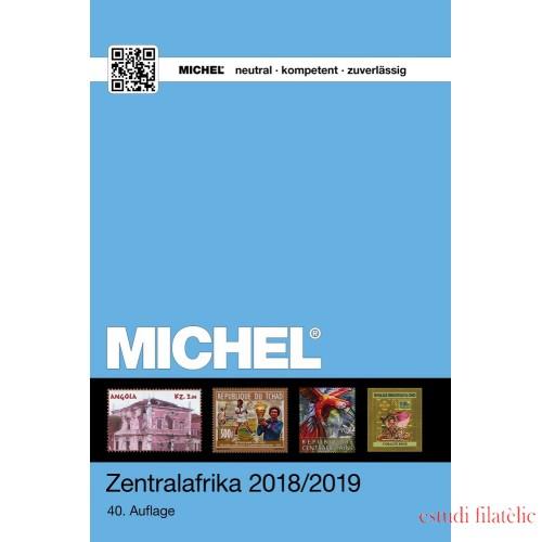MICHEL Zentralafrika-Katalog 2018/2019 - Band 6.1