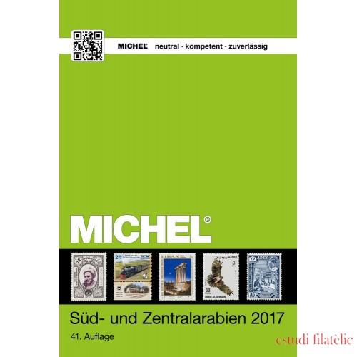 MICHEL Übersee-Katalog 10/2: Süd- und Zentralarabien 2017