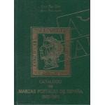 Catálogo Marcas Postales de España 1850 - 1860 Ed.  1981