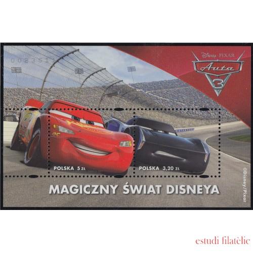 Polonia Poland HB Mundo mágico de Disney MNH
