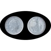 Britania Britannia 2019 1 oz onza plata Liberty Plata Silver
