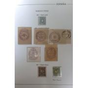 Colección Collection España Franquicias 1869 - 1998