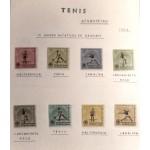 Colección Collection Tennis inicio a 1995 5 álbums