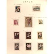 Colección Collection Japón Japan 1961 - 1994 MNH