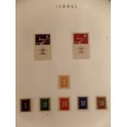 Colección Collection Israel 1950 - 1994 MNH