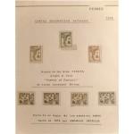 Colección Collection Feroe 1975 - 1994 MNH