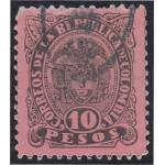 Colombia 93 1889 Escudo Shield usado