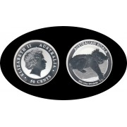 Australia  Koala 2012 1/2 onza   50 Cents Plata Ag 999 Silver