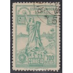 Brasil Brazil 115 1900 Centenario del descubrimiento de Brasil usado