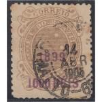 Brasil Brazil 110 1899 Cruz del Sur usado