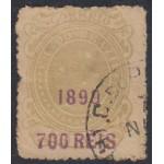 Brasil Brazil 109 1899 Cruz del Sur usado