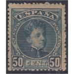 España Spain 252 1901/05 Alfonso XIII MNH
