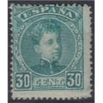 España Spain 249 1901/05 Alfonso XIII MH