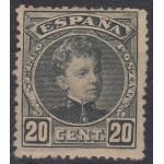 España Spain 247 1901/05 Alfonso XIII MNH
