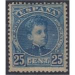 España Spain 248 1901/05 Alfonso XIII MNH
