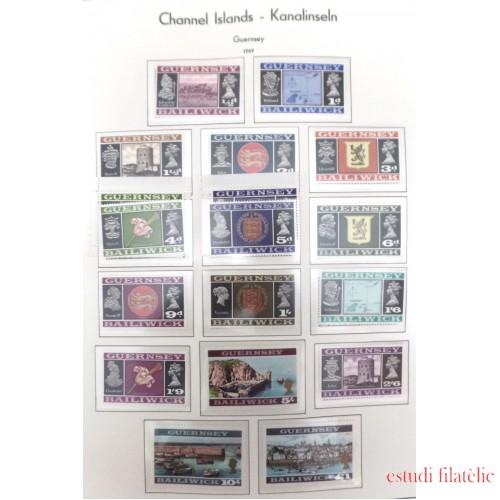Colección Collection Islas del Canal Inicio al 2003