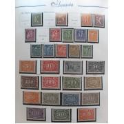 Collección Collection Alemania Imperio Berlín DDR 1875/1972 +7000€