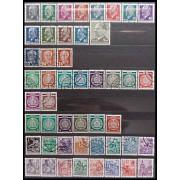 Colección Collection Alemania Imperio Oriental Federal Berlín Sarre