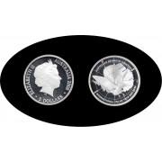 Australia 2008 36 g 5 dólares Territorio Antártico