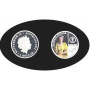 Australia 2012 1 onza 1 dólar Diamond Jubilee Reina Elizabeth
