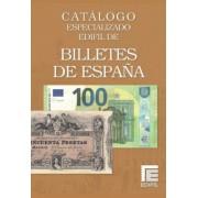 Catálogo Especializado Edifil Billetes de España Ed. 2021
