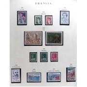 Colección Collection Francia France 1938 - 1985 MNH