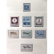 Colección Colletion Austria 1968 - 1973
