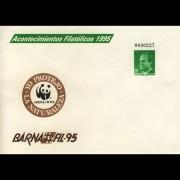 Sobres Enteros Postales 27 Barnafil 1995WWF