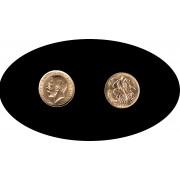 Auastralia Soberano Perth 1922 Georgius gold oro Au