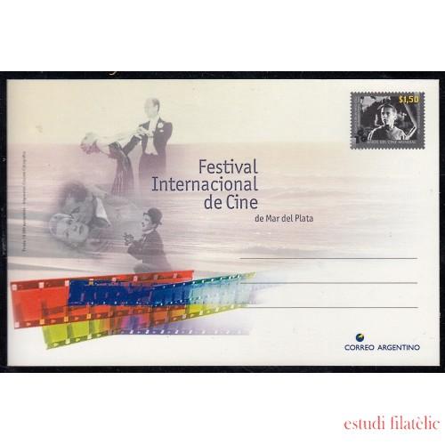 Argentina Tarjeta Postal 1998 Festival Internacional de Cine en Mar del Plata