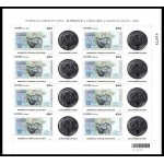 España Spain Minipliego 98d 2021 Numismática Último billete y moneda de peseta