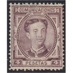 España Spain 181 1876 Alfonso XII MNH