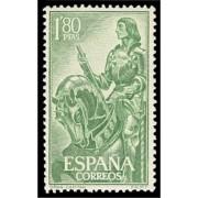 España Spain 1209 1958 Gonzalo Fernández de Córdoba