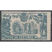 España Spain 261 1905 Quijote 63€