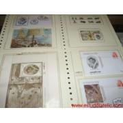 España Spain Barnafil 2006 Juego completo productos filatélicos Incluye grabado Colon