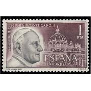 España Spain 1480-1962 Concilio Ecunémico vATICANO II LUJO MNH